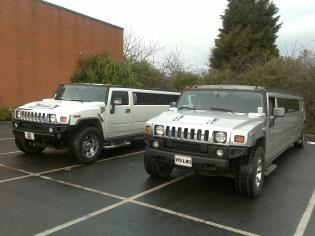 hummers in norwich for hire