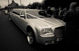 wedding limo hire norwich
