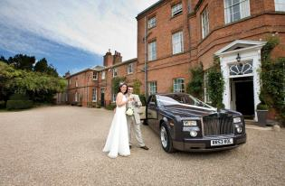 rolls royce phantom hire norwich