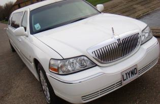 limo hire norwich